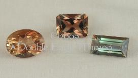 Cut Oregon Sunstone, One Nice Dichroic