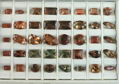 Oregon Sunstone Big Cut Stones